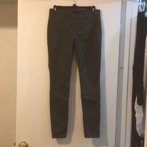 $25 for 2:Olive & Salmon, No Boundaries Jegging, M